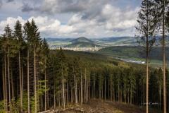 Blick vom Beerenberg im Frühjahr 2021 - 1