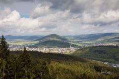 Blick vom Beerenberg im Frühjahr 2021 - 2