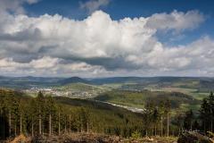 Blick vom Beerenberg im Frühjahr 2021 - 3